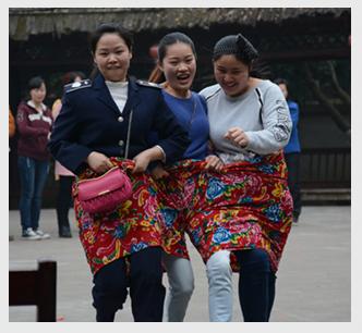 """国联集团公司2016年庆""""三八""""妇女节活动风采展"""